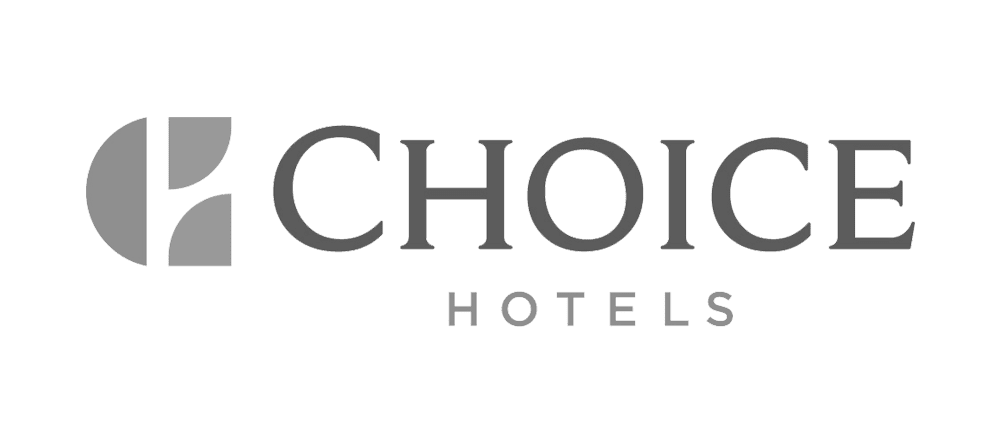 Greyscale Choice logo.