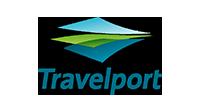 Travelport logo.