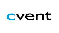 Cvent logo.