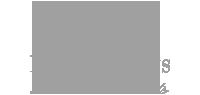 Greyscale Four Seasons logo.