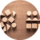unsorted and sorted blocks